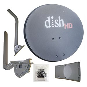 DISH 1000.2 Single Antenna Assembly (metal only / no LNB)