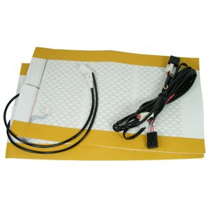 Rostra Seat Heater Kit with 3 Position Switch