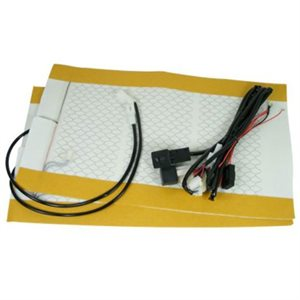 Rostra Seat Heater Kit with 5 Position Switch