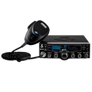 Cobra CB Radio with Bluetooth 4 Color LCD Display