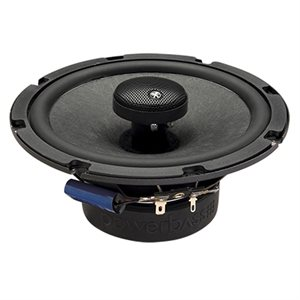 "PowerBass 6.5"" Full-Range Coaxial Speakers (pair)"