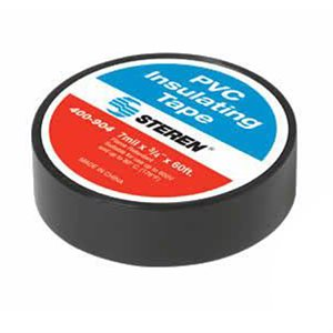 "Steren 3 / 4"" PVC Electrical Tape"