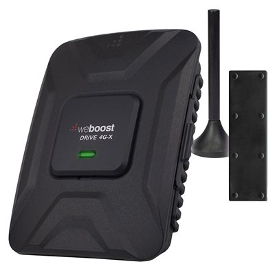 weBoost Drive 4G-X Cell Phone Signal Booster Kit
