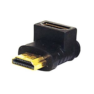 Steren Right Angle HDMI Adapter and Coupler