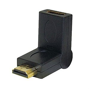 Steren Swivel HDMI Adapter and Coupler