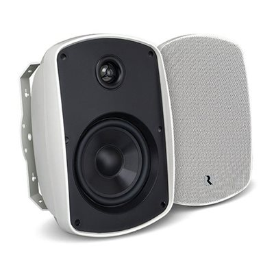 "Russound 4"" Outdoor 2-Way Loudspeakers (white, pair)"