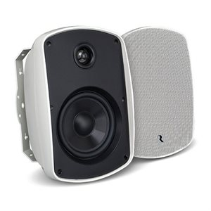 "Russound 6.5"" Outdoor 2-Way Loudspeakers (white, pair)"