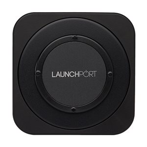 iPort LaunchPort Wall Station (black)
