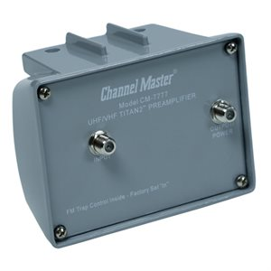 Channel Master Titan 2 High Gain Preamplifier