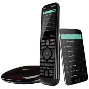 Logitech Harmony Elite Home Remote (black)