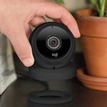 Logitech Circle Portable Home Connection Camera (black)
