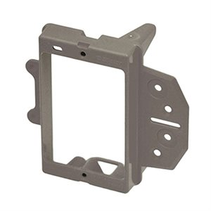 On-Q 1-Gang Low-Voltage Face Mount Bracket