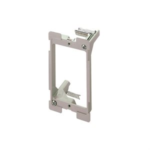On-Q 1-Gang Low-Voltage Swing Bracket for Retrofit