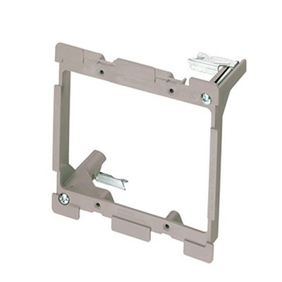 On-Q 2-Gang Low-Voltage Swing Bracket for Retrofit