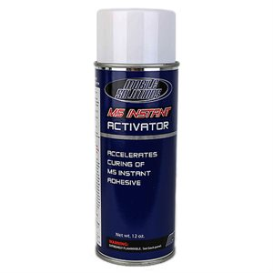Mobile Solutions 12oz Aerosol Activator for CA Glue