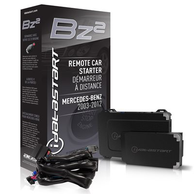 iDatalink Plug-N-Play Mercedes Remote Start