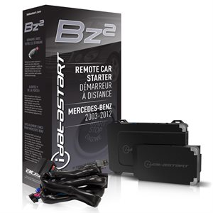 CompuStar (iDatalink) Plug-N-Play Mercedes Remote Start