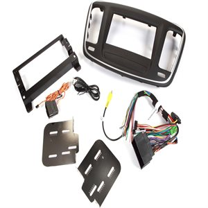iDatalink 2015-Up Chrysler 200 Dash Kit, USB Adpt, T-Harness