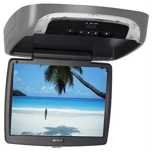 "Advent 10.1"" HD Digital Monitor with Built-In DVD Player"