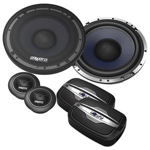 "Axxera AS Series 6.5"" Component Speakers"