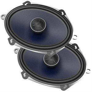 "Axxera 6""x8"" 2-Way Speakers (pair)"