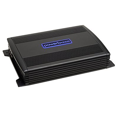 PowerBass 4 Channel 100W Amplifier