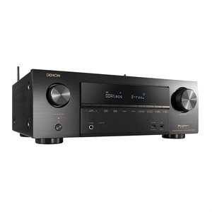 Denon 7.2 Ch 80W In-Command Receiver with HEOS Technology