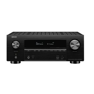 Denon 7.2 105W In-Command Receiver with HEOS Technology