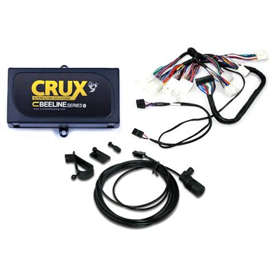Crux 2007+ Toyota with JBL Amplifier Bluetooth Kit