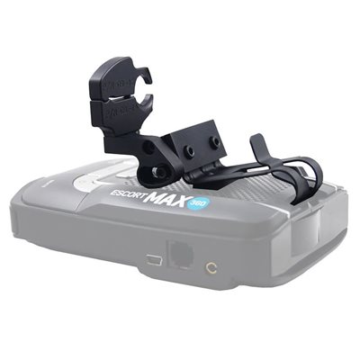 BlendMount Escort Max Radar Detector Mount Porsche