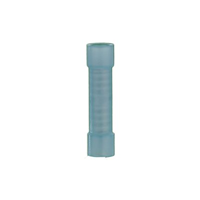 Install Bay 16-14 ga Nylon Butt Connector (blue, 1,000 pk)