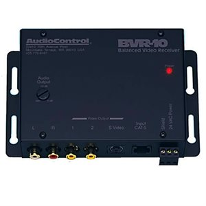 AudioControl Balanced Line Audio / Video Receiver