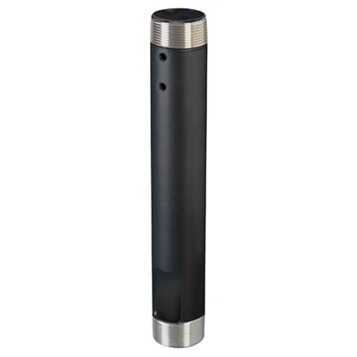 "Chief 24"" Fixed Extension Column (black)"