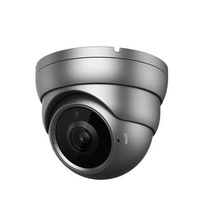 ZUUM 2MP 1080p 2.8-12mm HD Weather Res. Color Cam (grey)