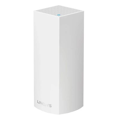 Linksys Velop Mesh Router, Tri-Band AC2200, Single Node