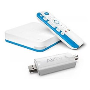 AirTV Player+Single Tuner Adapter w / $25 Promo, 8pk