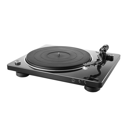 Denon Hi-Fi Belt Driven Turntable w /  USB-A port