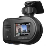 Kenwood DVR Dash Cam with Lane Departure