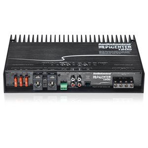 AudioControl Bass Processor with Class D 1,200W Amp