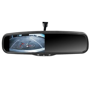 "Rydeen 4.3"" Auto-Dimming Mirror Monitor"