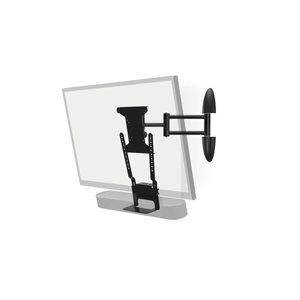 "Flexson 40"" Cantilever Mount for Sonos Playbar or Beam (blk)"