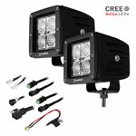 "Heise 3""x3"" 4-LED Cube Light Kit (2 pk)"