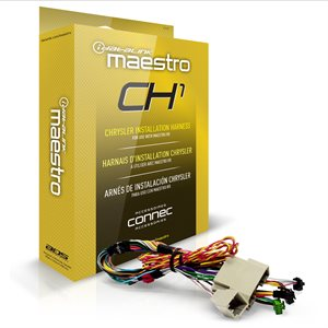 iDatalink Maestro Plug-N-Play Installation Harness