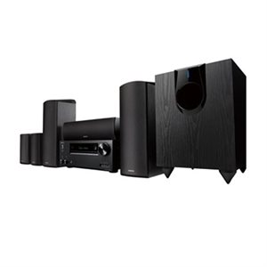 Onkyo 5.1.2 Ch Home Theater System w / Dolby Atmos, DTS:X