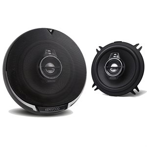 "Kenwood 5.25"" 3-Way Speaker System (pair)"