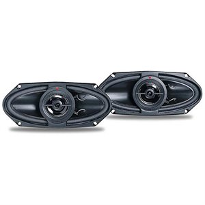 "Kenwood 4""x10"" 2-Way Speaker System (pair)"