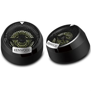 "Kenwood 1"" Balanced Dome Tweeters (pair)"