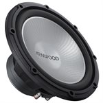 "Kenwood 12"" Subwoofer with Dual Voice Coils"
