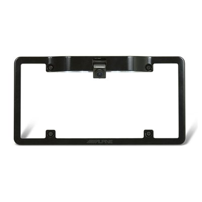 Alpine License Plate Mounting Kit