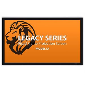 "Severtson 92"" 16:9 Legacy Series Fixed Screen (white)"